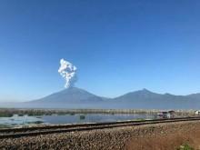 Magma Gunung Merapi Terpengaruh Erupsi Freatik