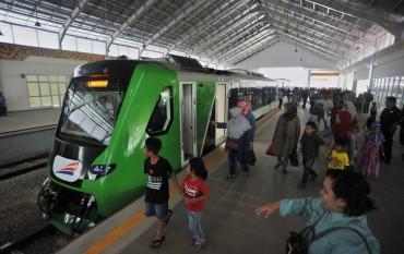 Tarif KA Bandara Minangkabau Ekspres Dibanderol Rp1.000 hingga Juni