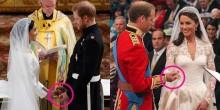 Pakar Bahasa Tubuh Bandingkan Pernikahan Harry-Meghan dengan William-Kate