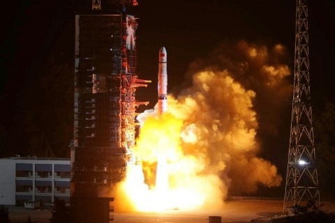 China Satellite Heralds First Mission to Dark Side of Moon