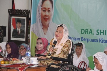 Shinta Nuriyah: Perbedaan Hiasan Indonesia