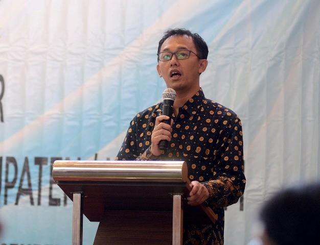 Komisioner Komnas HAM Beka Ulung Hapsara. Foto: MI/Susanto.