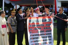 Sulut Deklarasi Antihoaks dan Antiteroris di Harkitnas
