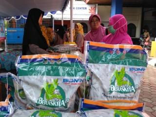Bulog DI Yogyakarta Siapkan 9.300 Ton Beras Cadangan