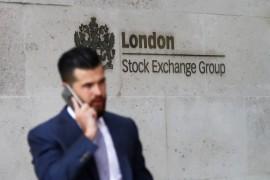 Indeks FTSE-100 Inggris Ditutup Menguat 1,03%