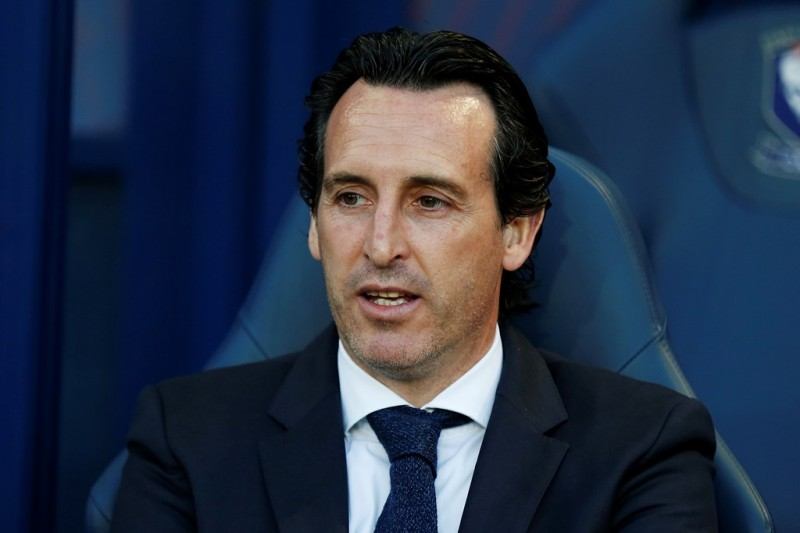 Unai Emery (Foto: AFP/CHARLY TRIBALLEAU)