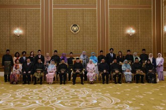 13 Menteri Malaysia Dilantik