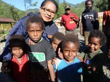 Menteri Yohana: Anak Banti Harus Kembali Sekolah