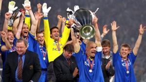 1996: Juventus Menguasai Eropa di Olimpico