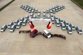 Mobil Sejuta Umat Mitsubishi, 'Mendarat' di Filipina