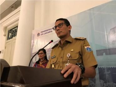 Sandiaga: Penutupan Simpang Mampang Butuh Sosialisasi Panjang