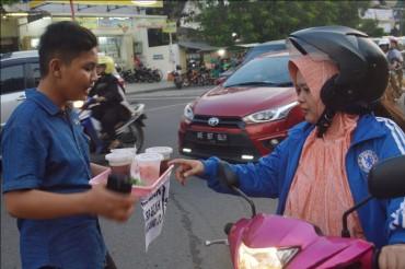 Penjual Takjil di Jakarta akan Diatur