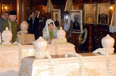 Dialog Tutut dengan Soeharto Menjelang Lengser