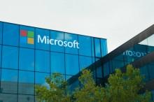 Popularitas Microsoft Naik
