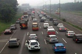 Police to Monitor Traffic During Eid al Fitr Exodus