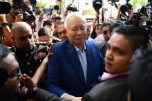 Najib Razak Tidak Akan Ditangkap Hari ini