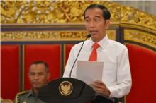 Jokowi Minta 4 Stafsus Baru Bantu Komunikasi Politik