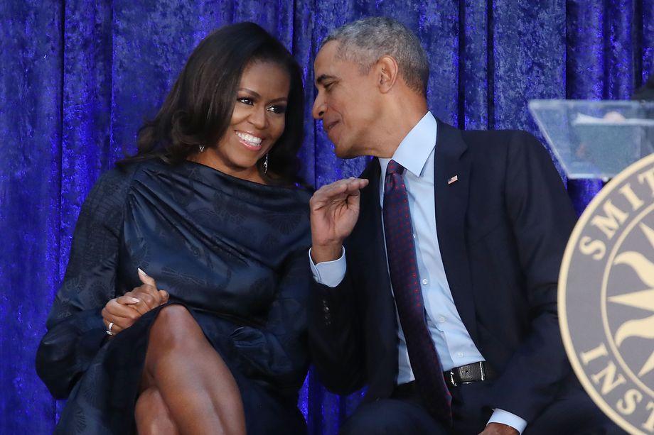 Barack Obama dan Michelle Obama (Foto: gettyimages)