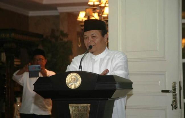 Wakil Ketua MPR RI Hidayat Nur Wahid. Foto: Doc MPR RI.