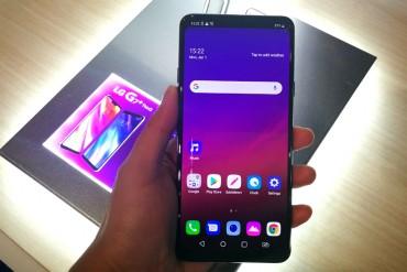 LG G7+ ThinQ di Indonesia Seharga Samsung Galaxy S9, Apa Canggihnya?
