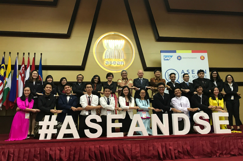 SAP dan ASEAN Foundation kembali menggelar ASEAN Data Science Explorers (ADSE).