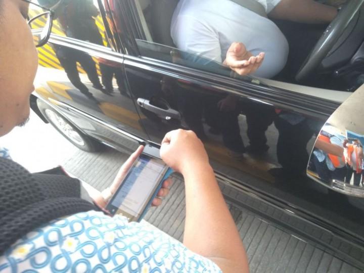 e-Toll Mobile Reader Disiapkan untuk Pangkas Antrean