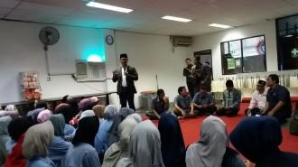 Ridwan Kamil Janjikan Apartemen untuk Buruh
