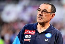 Transfer Pelatih Napoli Gantikan Conte di Chelsea Terhadang