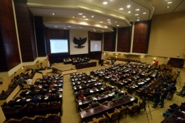 Tatib Baru Disetujui, DPD akan Tambah Pimpinan