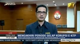 KPK Gelar Konsilidasi Dengan Sejumlah Pejabat Negara