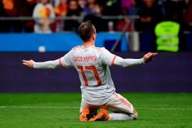Striker Celta Vigo tak Menyangka Masuk Skuat Spanyol
