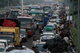 Transportasi Angkutan Lebaran 2018 Diharapkan Lebih Baik