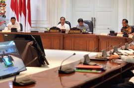 Jokowi Minta Terorisme Diperangi dengan Cara Luar Biasa