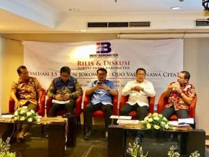 Ketua DPR Sebut Jokowi Berhasil Jaga Stabilitas Politik