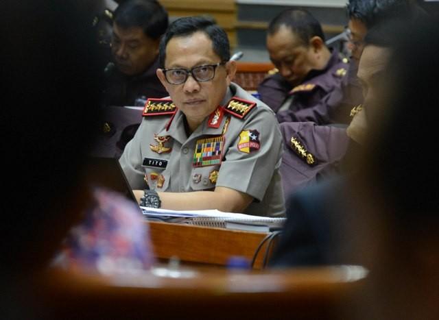 Kapolri Jenderal Tito Karnavian. Foto: MI/Irfan