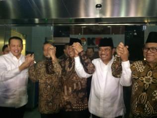 Konsolidasi Pejabat Tinggi Negara Lawan Korupsi
