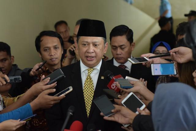 Ketua DPR RI Bambang Soesatyo. Foto: Dok. DPR