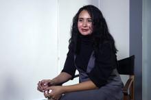 Ayushita Enggan Intip Monitor saat Syuting Film