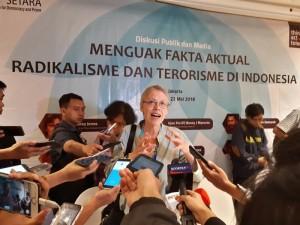 Konflik Ambon-Poso Disebut Picu Teroris Serang Gereja