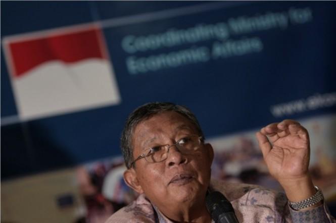 Menko Perekonomian Darmin Nasution (ANTARA FOTO/Sigid Kurniawan)