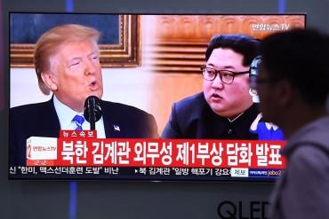 Pertemuan Trump dan Kim Jong-un Terancam Ditunda