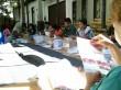 KPU Solo Lipat Surat Suara Pilgub Jateng