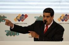 Venezuela Usia Dua Diplomat Senior AS
