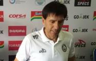 Pelatih Arema: Tak Ada Waktu Rayakan Kemenangan