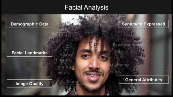 Rekognition adalah sistem pengenalan wajah milik Amazon. (VentureBeat)
