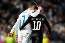 Komentar Ronaldo soal Rumor Neymar ke Madrid