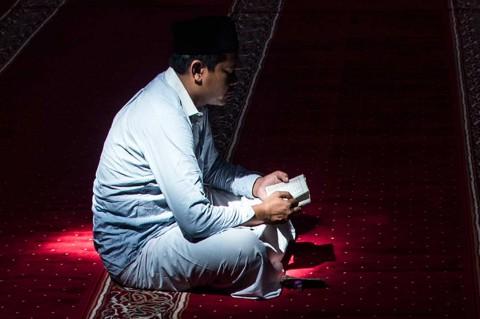 Ramadan, Umat Muslim Perbanyak Ibadah