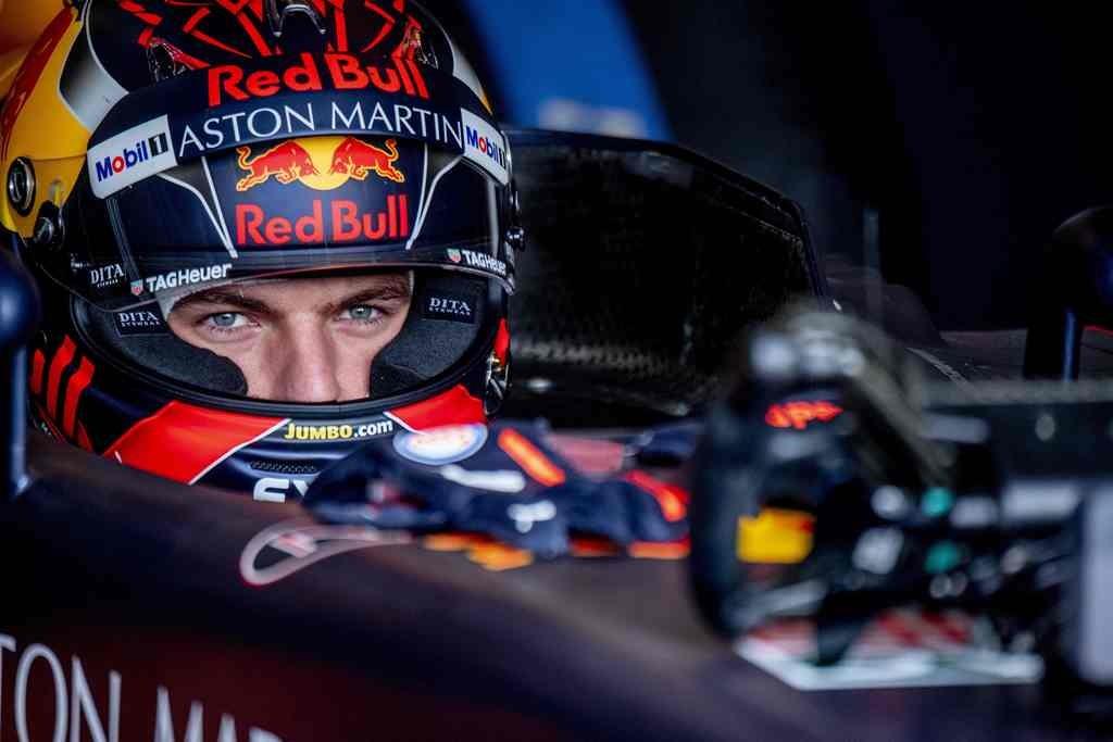 Max Verstappen (Foto:  AFP/Robin Utrecht)