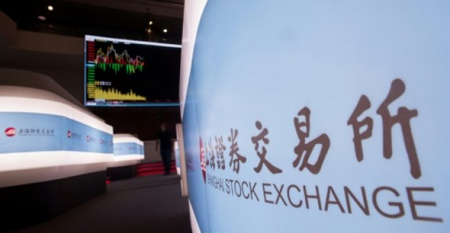 The Foxconn Industrial Internet IPO would be one of the biggest on the Shanghai Stock Exchange since the market collapse in 2015. (Photo:AFP/Johannes Eisele)