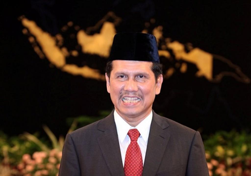 Menteri Pemberdayaan Aparatur Negara dan Reformasi Birokrasi Asman Abnur--MI/Panca Syurkani